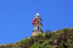 Ξύλινος πύργος Mudurnu Στοκ εικόνα με δικαίωμα ελεύθερης χρήσης