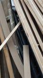 Ξύλινος σωρός Στοκ φωτογραφίες με δικαίωμα ελεύθερης χρήσης