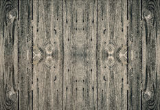Ξύλινος τοίχος μεγέθους σύστασης μεγάλος με τα καρφιά Στοκ Εικόνες