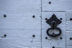 Ξύλινος τοίχος σανίδων του παλαιού υποβάθρου σιταποθηκών Στοκ Εικόνα