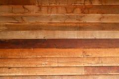 Ξύλινος τοίχος Chiangkhan Στοκ φωτογραφίες με δικαίωμα ελεύθερης χρήσης
