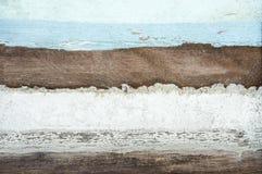 Ξύλινος τρύγος πινάκων Στοκ φωτογραφίες με δικαίωμα ελεύθερης χρήσης