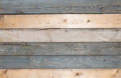 Ξύλινος τρύγος σανίδων τοίχων ξυλείας Στοκ Εικόνες