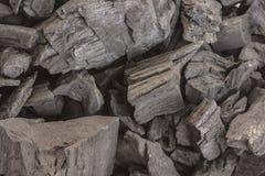 Ξύλινος chacoal Στοκ Εικόνες