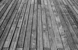 Ξύλινο δάπεδο Στοκ φωτογραφία με δικαίωμα ελεύθερης χρήσης
