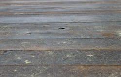 Ξύλινο δάπεδο Στοκ Εικόνα