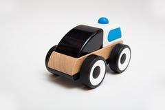 Ξύλινο αυτοκίνητο παιχνιδιών Στοκ φωτογραφίες με δικαίωμα ελεύθερης χρήσης