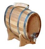 Ξύλινο βαρέλι, που παράγει την αγγειοπλαστική, Στοκ φωτογραφία με δικαίωμα ελεύθερης χρήσης