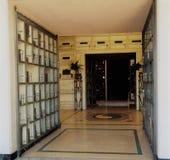Ξύλινο για πάντα νεκροταφείο της Holly Στοκ Φωτογραφία