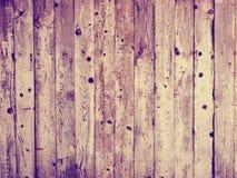 Ξύλινο εκλεκτής ποιότητας υπόβαθρο, τοίχος σανίδων, αναδρομικό ύφος instagram Στοκ φωτογραφία με δικαίωμα ελεύθερης χρήσης