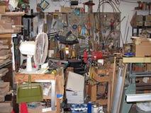 ξύλινο εργαστήριο στοκ εικόνα