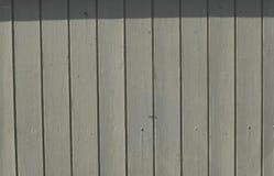 Ξύλινο λευκό φρακτών Στοκ φωτογραφίες με δικαίωμα ελεύθερης χρήσης