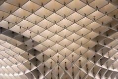 Ξύλινο θολωτό ανώτατο όριο Στοκ Εικόνες