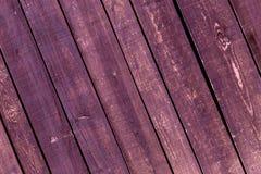 Ξύλινο διαγώνιο υπόβαθρο σιταριού σανίδων σύστασης Στοκ φωτογραφίες με δικαίωμα ελεύθερης χρήσης