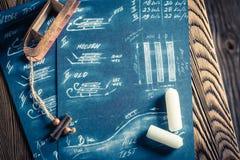 Ξύλινο κήρωμα ελκήθρων παιδιών ` s για την καλύτερη ταχύτητα Στοκ εικόνα με δικαίωμα ελεύθερης χρήσης