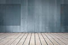 Ξύλινο και πλαστικό υπόβαθρο Στοκ Φωτογραφίες