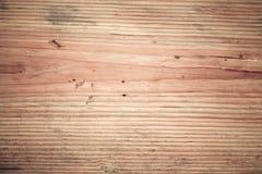 Ξύλινο κατασκευασμένο υπόβαθρο πινάκων, ξύλινο σιτάρι έλατου στοκ εικόνες με δικαίωμα ελεύθερης χρήσης