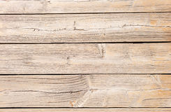 Ξύλινο καφετί πάτωμα Στοκ φωτογραφίες με δικαίωμα ελεύθερης χρήσης