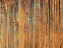 Ξύλινο καφετί υπόβαθρο σύστασης Στοκ Εικόνες