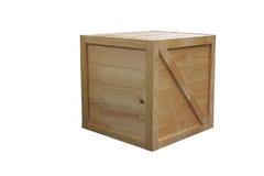 Ξύλινο κιβώτιο Στοκ εικόνα με δικαίωμα ελεύθερης χρήσης