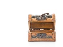 Ξύλινο κιβώτιο Στοκ εικόνες με δικαίωμα ελεύθερης χρήσης