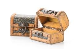 Ξύλινο κιβώτιο Στοκ Φωτογραφία