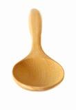 Ξύλινο κουτάλι Στοκ Εικόνα