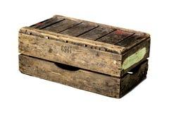 Ξύλινο κλουβί Στοκ φωτογραφία με δικαίωμα ελεύθερης χρήσης