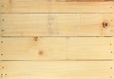Ξύλινο κλουβί Στοκ Εικόνα