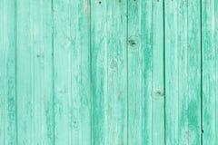 Ξύλινο μπλε υποβάθρου φρακτών τοίχων Στοκ φωτογραφία με δικαίωμα ελεύθερης χρήσης