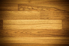 Ξύλινο πάτωμα που χρησιμοποιεί ως υπόβαθρο ή σύσταση Στοκ εικόνα με δικαίωμα ελεύθερης χρήσης