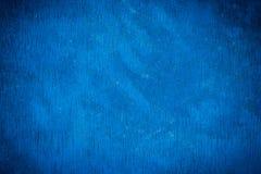 Ξύλινο παλαιό μπλε υπόβαθρο Στοκ Εικόνες