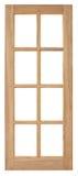 Ξύλινο παλαιό ύφος πορτών στο άσπρο υπόβαθρο Στοκ φωτογραφίες με δικαίωμα ελεύθερης χρήσης