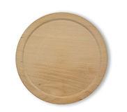 ξύλινο πιάτο Στοκ φωτογραφία με δικαίωμα ελεύθερης χρήσης
