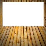 Ξύλινο πλαίσιο σύστασης του τοίχου Στοκ φωτογραφίες με δικαίωμα ελεύθερης χρήσης
