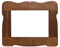 Ξύλινο πλαίσιο Στοκ Φωτογραφίες