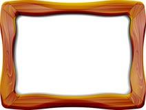 Ξύλινο πλαίσιο Στοκ Εικόνα