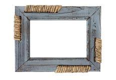 Ξύλινο πλαίσιο Στοκ εικόνες με δικαίωμα ελεύθερης χρήσης