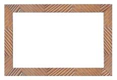 Ξύλινο πλαίσιο Στοκ φωτογραφία με δικαίωμα ελεύθερης χρήσης