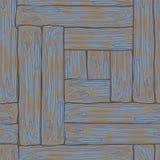 Ξύλινο ριγωτό κατασκευασμένο υπόβαθρο ινών Στοκ εικόνα με δικαίωμα ελεύθερης χρήσης