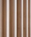 Ξύλινο ριγωτό χώρισμα σχεδίων Στοκ φωτογραφία με δικαίωμα ελεύθερης χρήσης