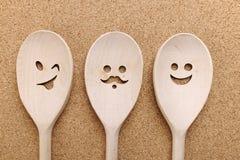 Ξύλινο σκεύος για την κουζίνα Στοκ εικόνες με δικαίωμα ελεύθερης χρήσης