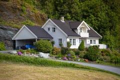 Ξύλινο σπίτι Στοκ φωτογραφία με δικαίωμα ελεύθερης χρήσης