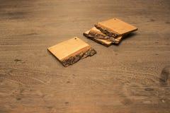 Ξύλινο σύνολο ακτοφυλάκων στοκ φωτογραφίες με δικαίωμα ελεύθερης χρήσης