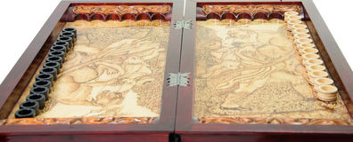 Ξύλινο τάβλι Στοκ εικόνα με δικαίωμα ελεύθερης χρήσης