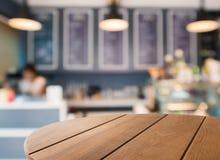 Ξύλινο τραπεζάκι σαλονιού Στοκ Φωτογραφία