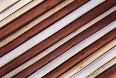 Ξύλινο υπόβαθρο από το χρωματισμένο λευκό, ελεφαντόδοντο και στοκ εικόνες