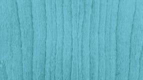 Ξύλινο υπόβαθρο με το μπλε χρώμα Στοκ φωτογραφία με δικαίωμα ελεύθερης χρήσης