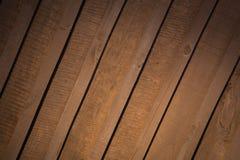 Ξύλινο υπόβαθρο σανίδων Στοκ Εικόνα