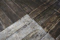 Ξύλινο υπόβαθρο σιταριού σανίδων σύστασης, ξύλινο πίνακας γραφείων ή πάτωμα Στοκ Εικόνες